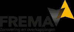 FREMA Zonwering Rhenen logo