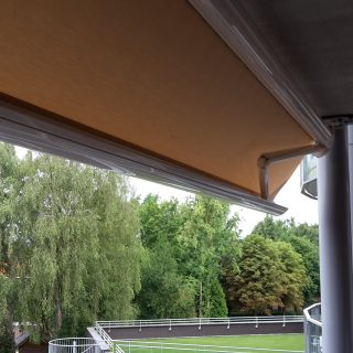 Balkon zonwering Veenendaal