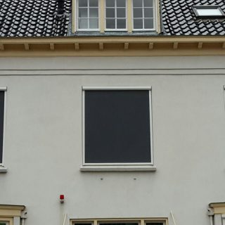 zonwerende screens Driebergen zonneschermen Rhenen Wageningen Veenendaal Ede Utrecht
