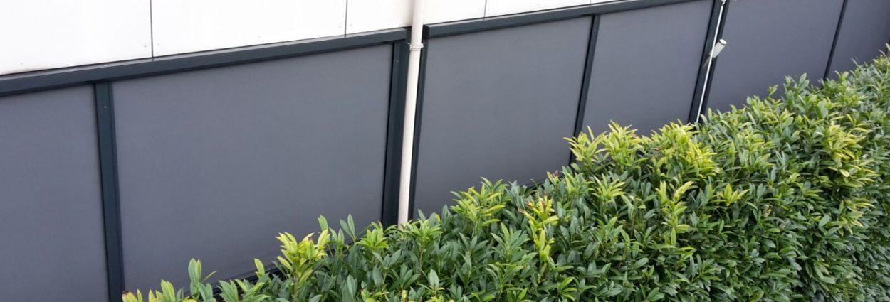 Zonwerende screens Veenendaal