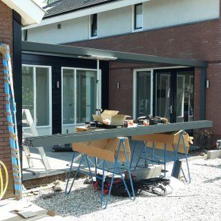 veranda terrasoverkapping
