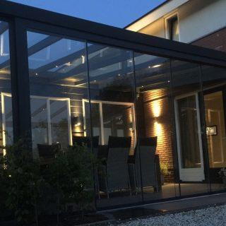 veranda terrasoverkapping Rhenen Veenendaal Ede Wageningen Bennkom Betuwe