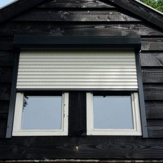 rolluiken rolluik kleine ramen klein raam zonwering Rhenen Veenendaal Ede Wageningen Bennkom Renkum Oosterbeek Wageningen Doorn Driebergen