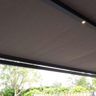zonwering zonnescherm terrasschermen zonneschermen Arnhem terrasoverkapping veranda