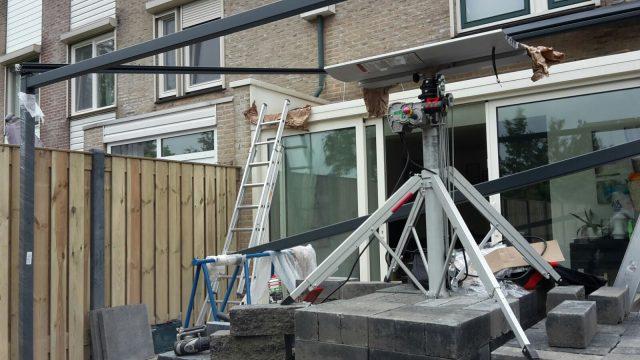 terraszonwering Arnhem