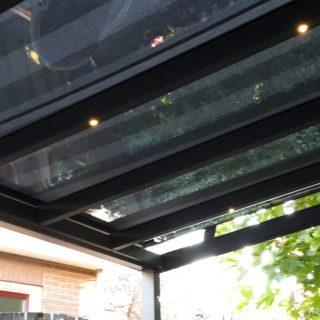 veranda serrezonwering Ede Bennekom