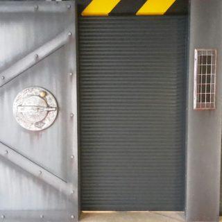 rolluiken bedrijf bedrijven Veenendaal zonwering bedrijfspand