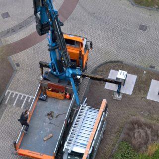 screesn montage Veenendaal