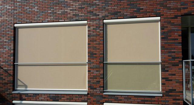 screens appartement Veenendaal