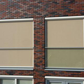 screens appartement Veenendaal zonwering screen