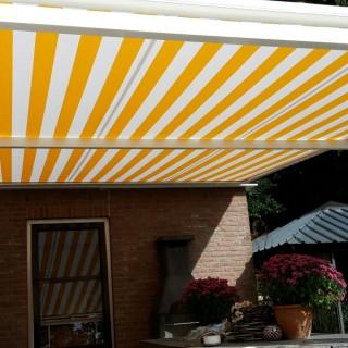 Patiorola vrijstaande terras zonwering Bennekom Frema Rhenen 2