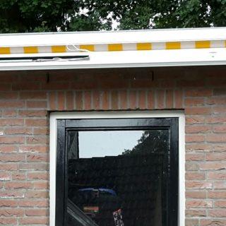 Patiorola vrijstaande terras zonwering Bennekom Frema Rhenen Veenendaal Ede Wageningen Oosterbeek