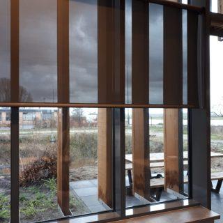 Screens en binnenzonwering Rhenen Frema zonwering Rhenen Veenendaal Ede Wageningen Utrecht e.o.