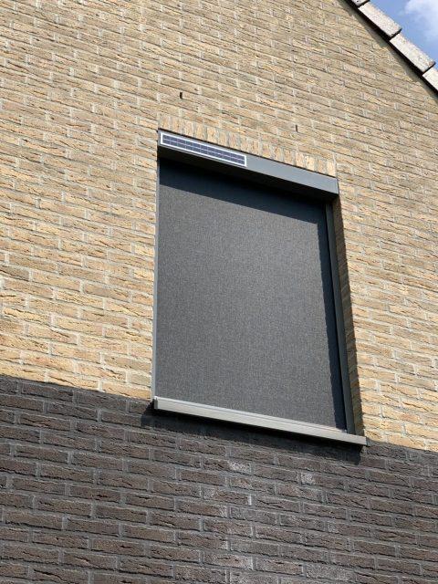 screens op zonne-energie solarscreens solar zonwering