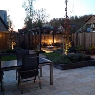 Terrasoverkapping veranda tuinkamer serre tuinhuis