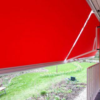 Uitvalschermen maxi Neos grote zonwering zonneschermen