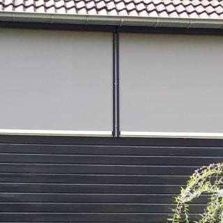 Windvaste screens Veenendaal Frema zonwering Rhenen