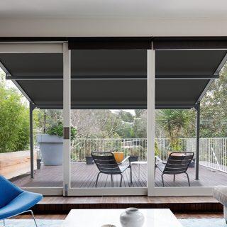 aluminium veranda's serrezonwering pergola Frema zonwering verandazonwering Rhenen Veenendaal Ede Wageningen Utrecht zonnescherm