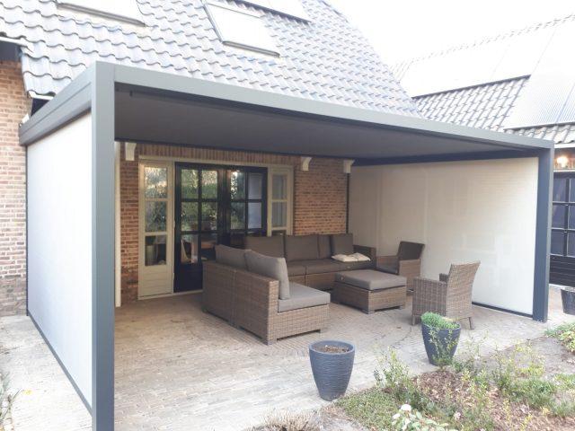 aluminium veranda's