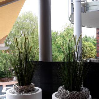 balkon zonwering knikarmscherm zonnescherm appartement flat Veenendaal Rhenen Wageningen