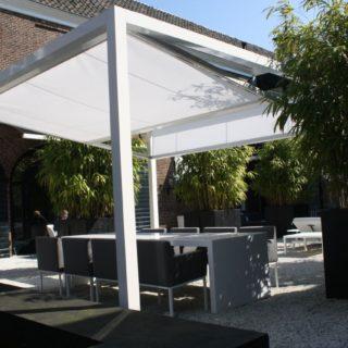 cubola terrasoverkapping vrijstaande veranda