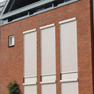 zonwerende screens screen appartement bedrijf Rhenen Veenendaal Ede Wageningen Utrecht zonwering