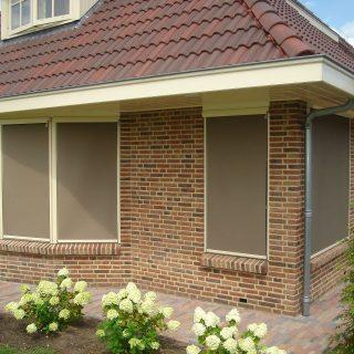 screens screen zonwering Rhenen Wageningen Veenendaal