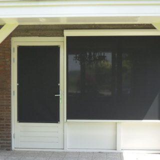 screens ramen deuren Rhenen Grijze Veenendaal Wageningen Bennekom Frema zonwering
