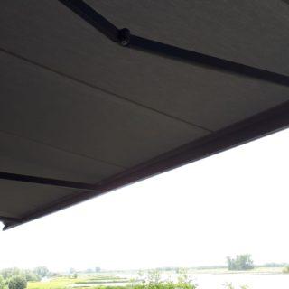 knikarmscherm Sensation Frema Rhenen zonwering zonneschermen