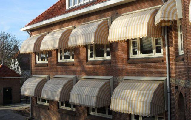 markiezen geplaatst IJsselstein