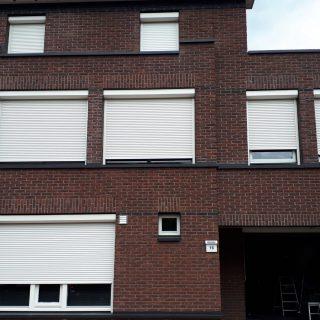 rolluiken elektrische rolluik Ede wit Frema zonwering Rhenen Veenendaal Wageningen e.o.