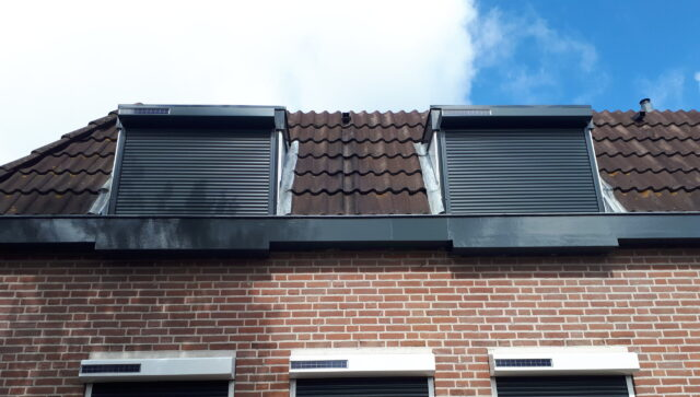 rolluiken op zonne-energie Huissen