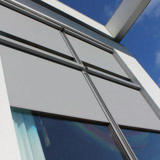 screen zip XL Frema zonwering Rhenen screens grote zonneschermen