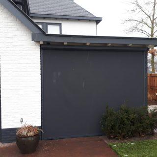 screen zip XL veranda's screens veranda zonnescherm zonneschermen Veenendaal Frema zonwering Rhenen zonweringspecialist Ede Wageningen Utrecht e.o.