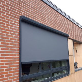 screens Ede zonwering appartement