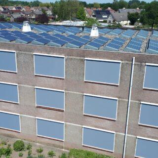 screens Frema Haaften zorgcentrum bejaardenhuis zorg project FREMA Zonwering Rhenen