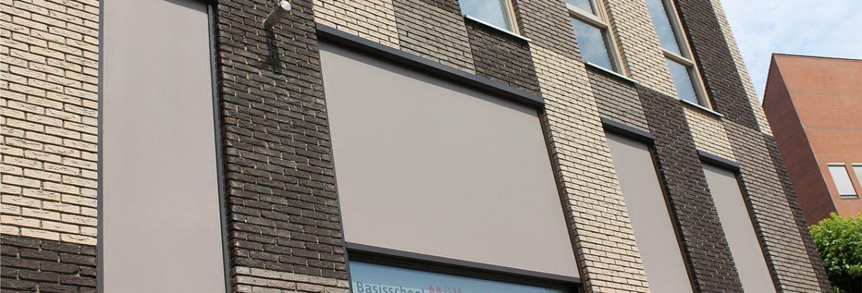 Screens, nog steeds populaire zonwering