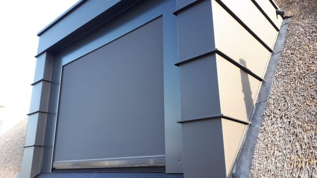screens zinken dakkapel