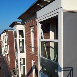 screens appartement Ede zonneschermen
