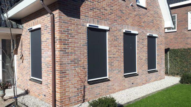 screens op zonne-energie