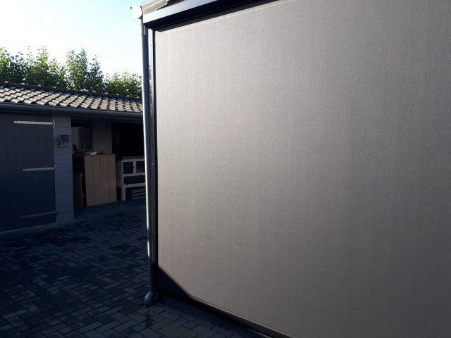 screens uitbouw Herveld