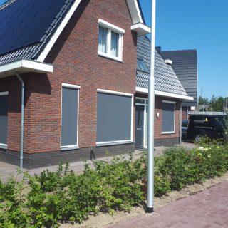 screens zonneschermen Frema zonwering Rhenen Veenendaal Ede Wageningen Utrecht e.o.