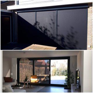 screens zonwering Ede veranda uitbouw serre Frema Rhenen Veenendaal Wageningen Utrecht e.o.