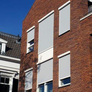 screens zonwering appartement Rhenen Frema zonwering