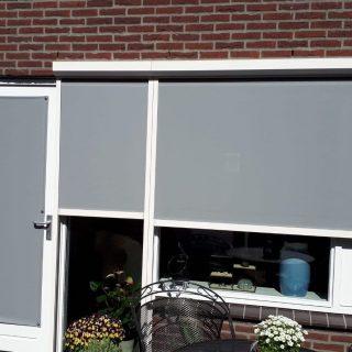 screens zonwering compact XS Frema Rhenen Veenendaal Ede Wageningen e.o.