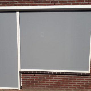 screens zonwering compacte kleine bak XS Frema zonwering Rhenen Veenendaal Ede Wageningen e.o.