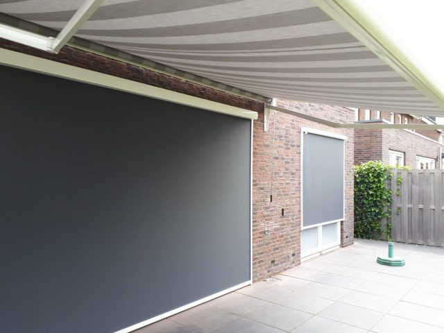 Uitstekende buitenzonwering screens | FREMA Zonwering