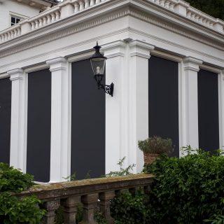 screens zonwering monumentaal pand gebouw