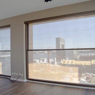 screens zonwering zonnescherm appartement flat woning Frema zonwering Rhenen Veenendaal Ede Wageningen Utrecht e.o.