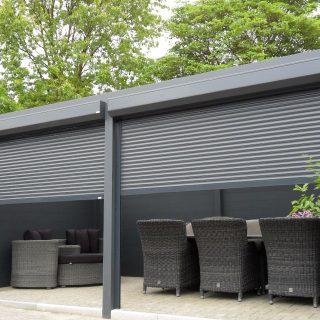 terrasoverkapping veranda frema zonwering rhenen veenendaal oosterbeek bennekom rolluiken wageningen